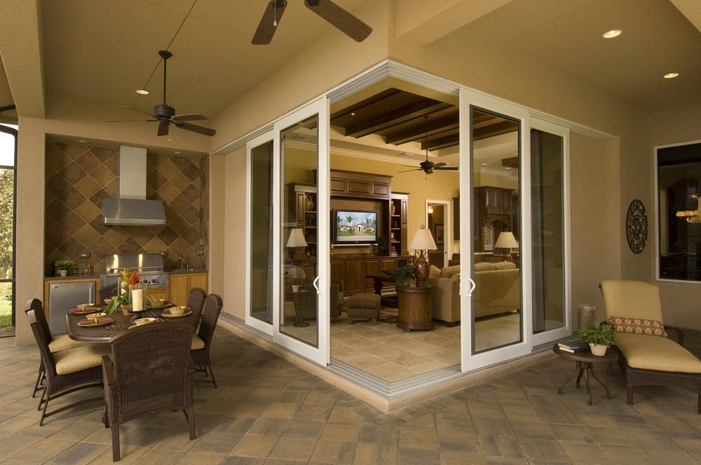 Impact Sliding Glass Doors Titan Windows And Doors